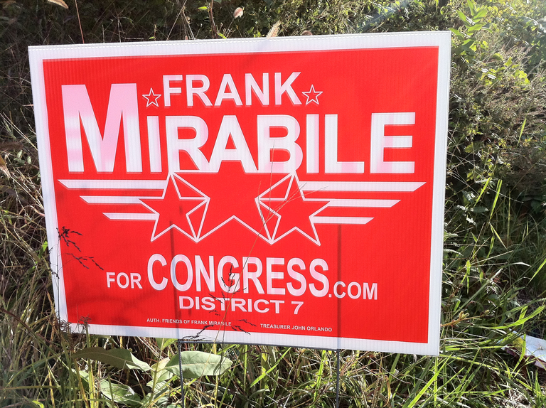 Frank Mirabile for US Congress (2010)