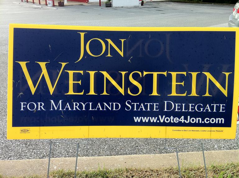 Jon Weinstein for Delegate (2010)