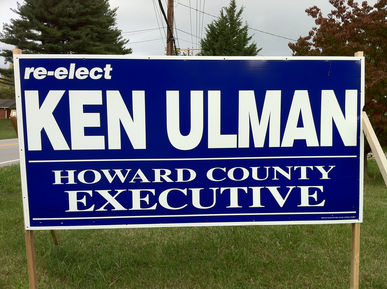 Ken Ulman for County Executive (2010)