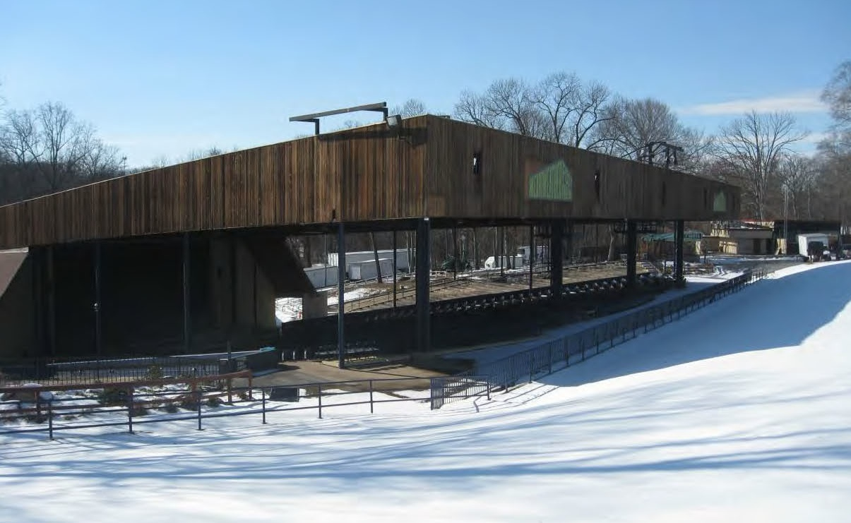 Renovating Merriweather Post Pavilion Projects And Costs